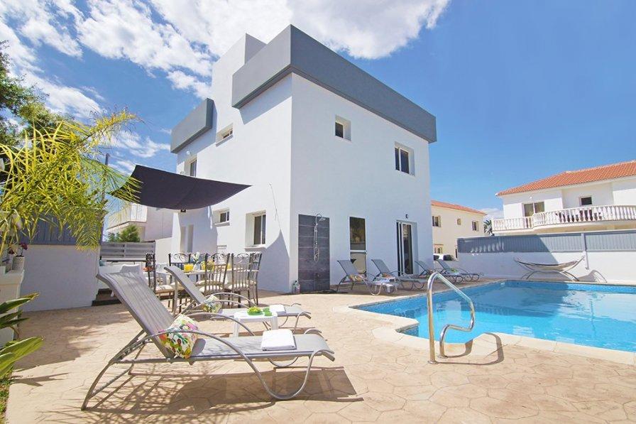 Villa in Cyprus, Nissi Beach: SONY DSC