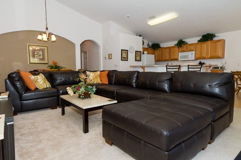 Villa in USA, Highgate Park: Great room