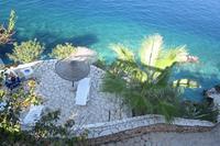 Apartment in Turkey, Kalkan: Sunbathing Platforms