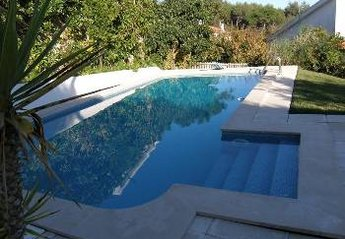 Villa in Portugal, Sintra: Garden and swimming pool