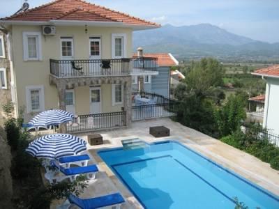 Villa in Turkey, Kadikoy: Villa Zeytin, private pool & magnificent view