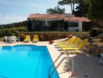 Villa in Portugal, Colares: House View