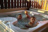 Penthouse_apartment in Cyprus, Kapparis: Relax in your JACUZZI SPA