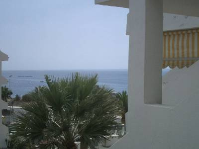 Apartment in Spain, Los Cristianos: View from balcony