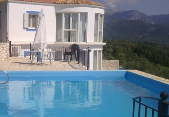 Villa in Greece, Vassiliki