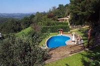 Apartment in Italy, Roman countryside: swimmingpool