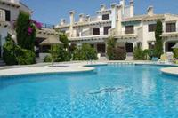 Duplex_apartment in Spain, Cabo Roig: 1 of 2 lovely swimming pools
