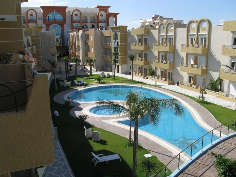 Apartment in Tunisia, Kantaoui: The Dunes Golf & Spa Resort