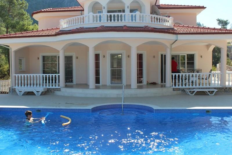 Villa in Turkey, Dalaman: the pool