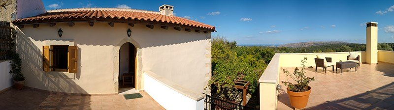 3 Bedroom Traditional Villa in Crete