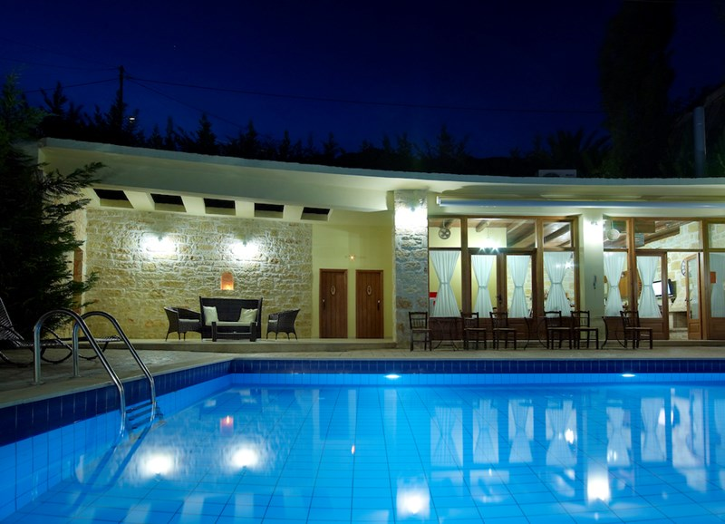 Apartment in Greece, Choudetsi