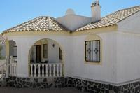 Villa in Spain, Camposol Golf: Front of Villa