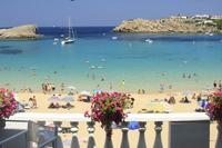 Fantastic beach front town house, Arenal d´en Castell