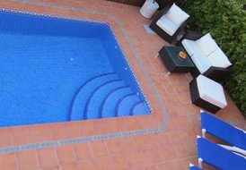Luxury Modern Detached Villa, 2 Beds, 2 Baths, Private Pool