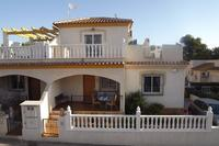 House in Spain, Los Dolses: Front of Property with driveway