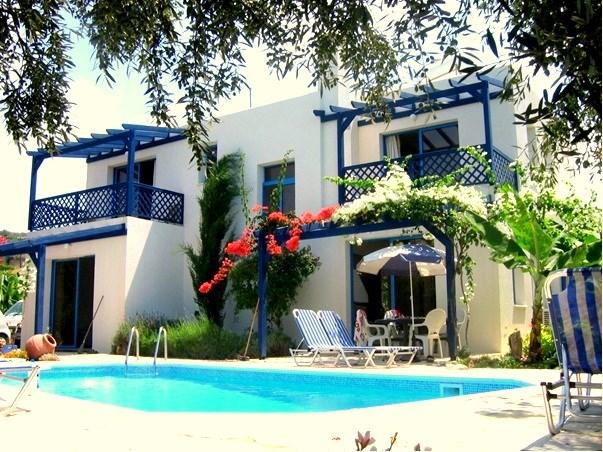 Villa in Cyprus, Kissonerga