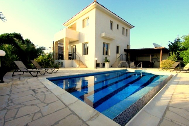 Villa in Cyprus, Kissonerga