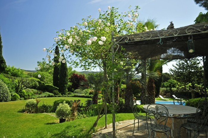 Villa in France, Grimaud