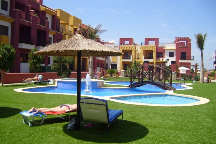 Owners abroad Costa Blanca South - 3 Bed G/F Apt - Royal Park Spa - Cabo Roig