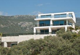 Villa Mondschein (sleeps 8) is a contemporary, luxury, air-condit