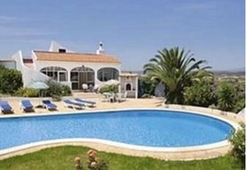 Casa Vista Bonita, 2 bedroom villa with pool and air conditioning