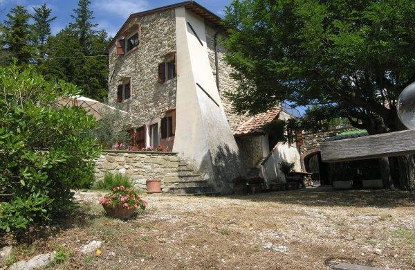 House in Italy, Scarperia