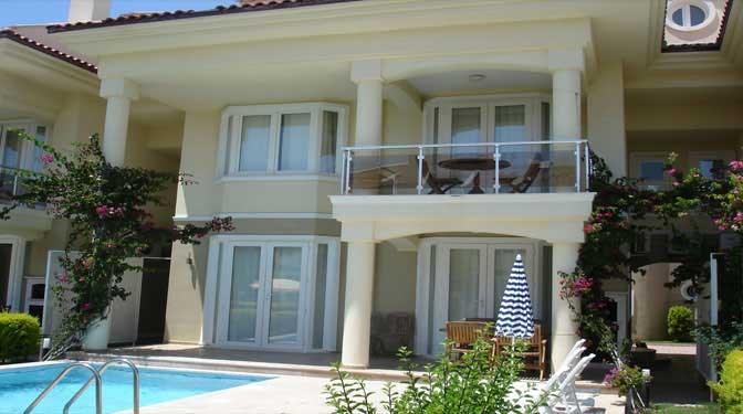Villa in Turkey, Calis Beach: Villa