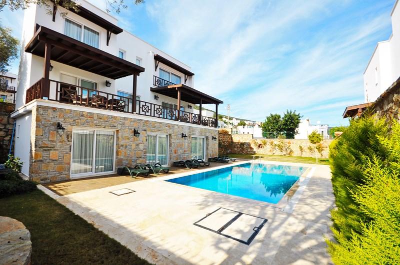 Villa in Turkey, Torba: Villa Celebi Private Pool and Gardens