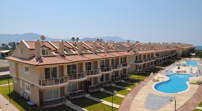 Apartment in Turkey, Calis: Sunset Beach Club