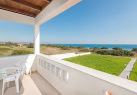 Gennadi Villas 2 on the beach only 50m from the sea