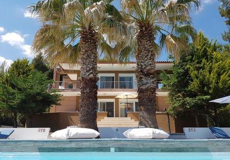 Villa in Chalkidiki, Greece