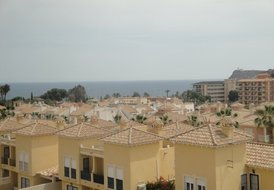 ALC01 2 Bed 1 Bath Apartment 5 mins from Beach, Sea Views