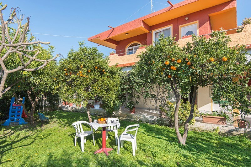 Apartment in Greece, Rhodes: Garden
