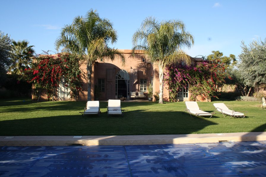 Villa in Morocco, Touihina