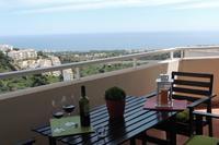 Apartment in Spain, Calahonda: Beautiful terrace and fabulous views from Nueva Calahonda 2