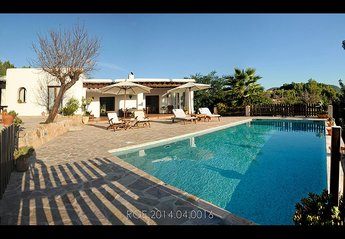 5 bedroom Villa for rent in Sant Joan de Labritja
