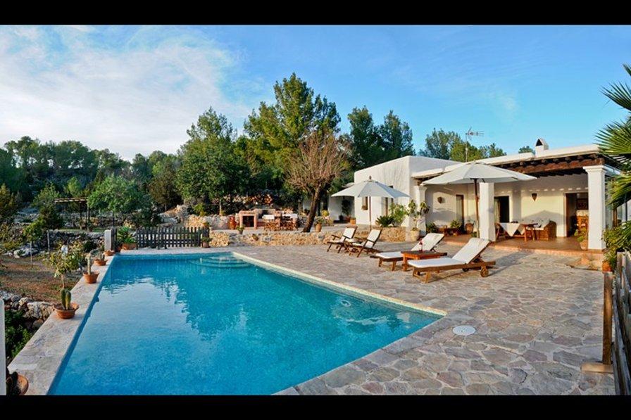 Ibicenca villa Vista Belvédère