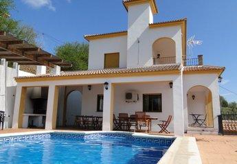 Villa in Spain, Comares: Villa José Dos