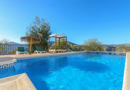Villa in Comares, Spain