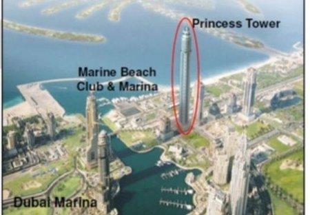 Apartment in Dubai Marina, United Arab Emirates