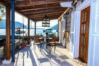 Villa in Croatia, Dubrovnik: View from villa terrase on sea