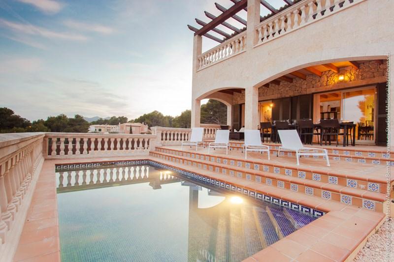 Villa in Spain, Cala Mesquida