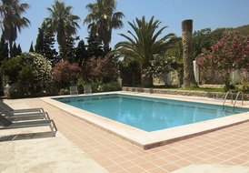 Orange Ibiza Villa