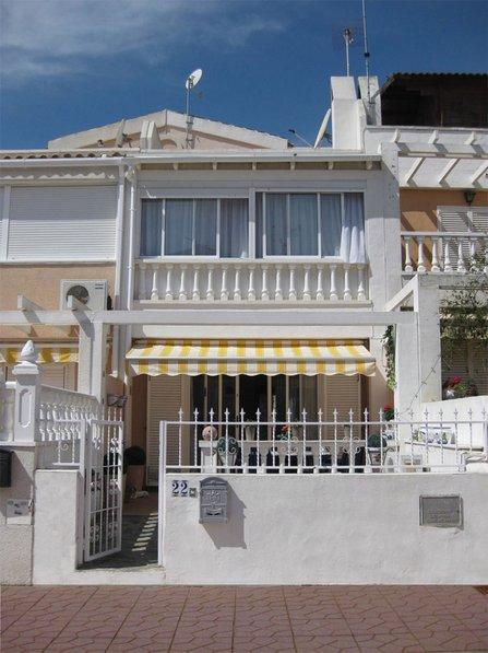 2 bedroom townhouse in Portico Mediterraneo, Guardamar del Segura