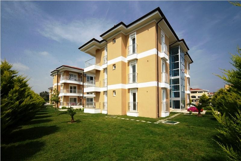 Apartment in Turkey, Belek: Garden Views