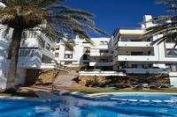 Luxury La Cala apartment on the beach