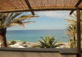 Eremo di Montevergine Galatea,panoramic view and private terrace