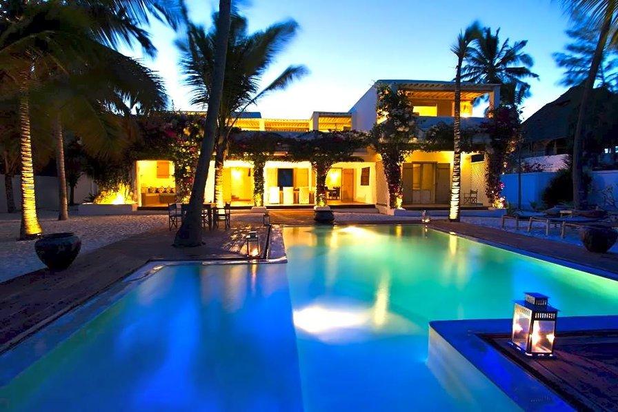 Villa in Tanzania, Jambiani
