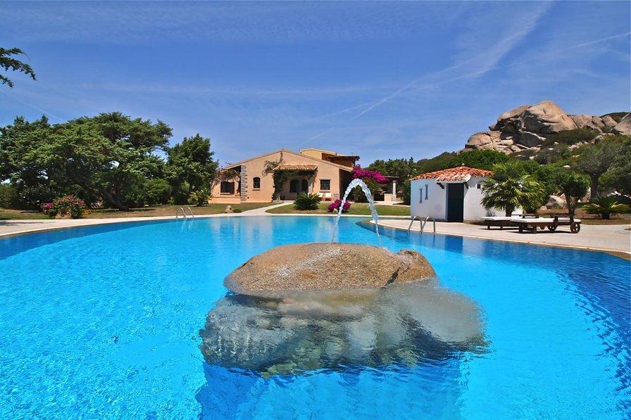 Villa in Italy, Santa Teresa Gallura