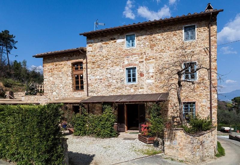 Villa in Italy, Lucca: Villa Checco